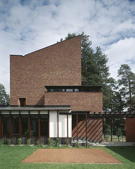 Arkitektur: Knut Hjeltnes-villa p� Rennes�y ved Stavanger - S� kul kan er norsk villa bli - Arkitektur