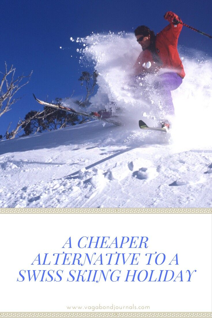 For a skiing holiday that doesn't cost an arm and a leg. Check out our post about the beauitful country of Serbia. 7 ski resorts and super cheap