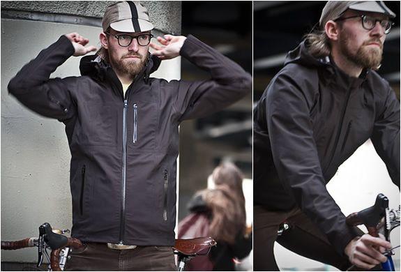 Orion - Lightweight waterproof jacket