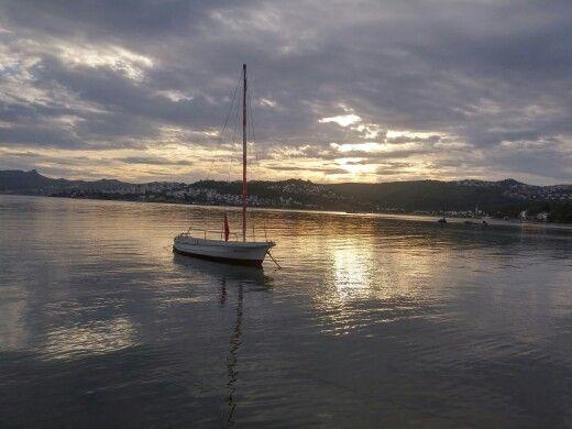 Bitez'de gün batımı.. :-)