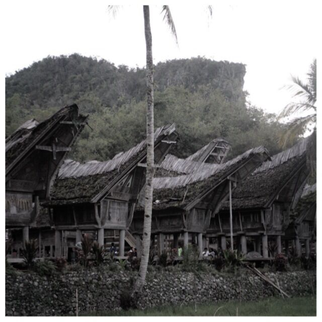 Tana toraja, south sulawesi, indonesia