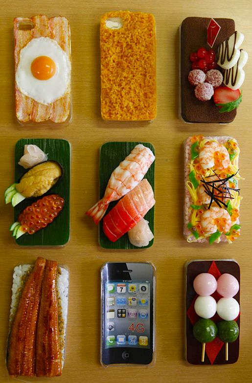 These cases just make me hungry! Pinned by sproutinc.com.au #phone #case #weird #crazy #WTF #iphone #samsung #cover #sprout #FreedomToGrow