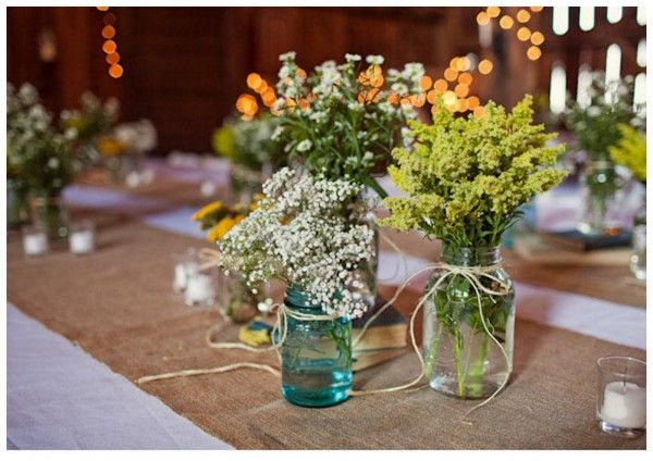 Magnificent Rustic Table Settings