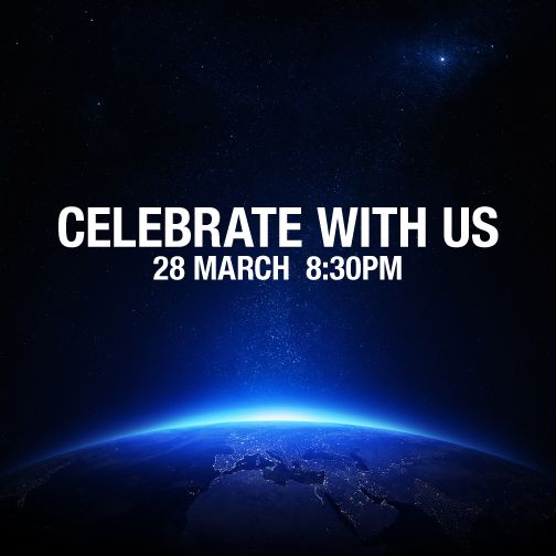 #EarthHour is hours away!!! PIN & ♡ if you'll celebrate.