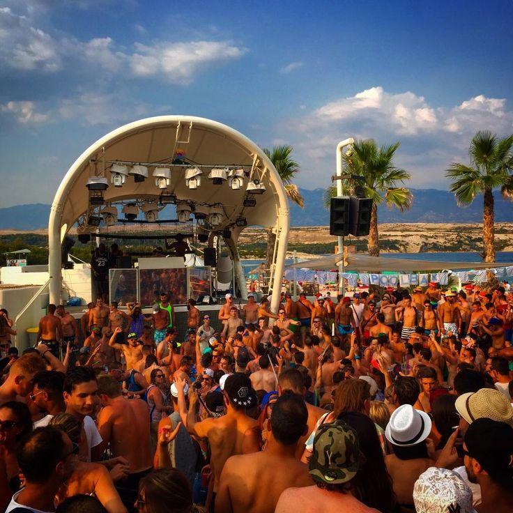 Aquarius Zrce Beach (beach club) - Novalja, Croatia