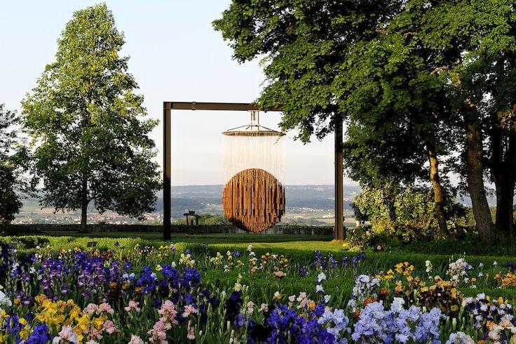 "Sculpture ""Bing Bang"" de Etienne Krähenbühl par Reto Guntli"