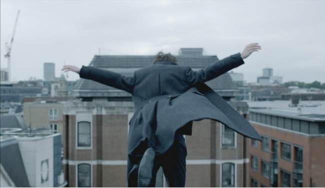 Exclusive: Sherlock's The Reichenbach Fall 'fake death' mystery revealed - ha!