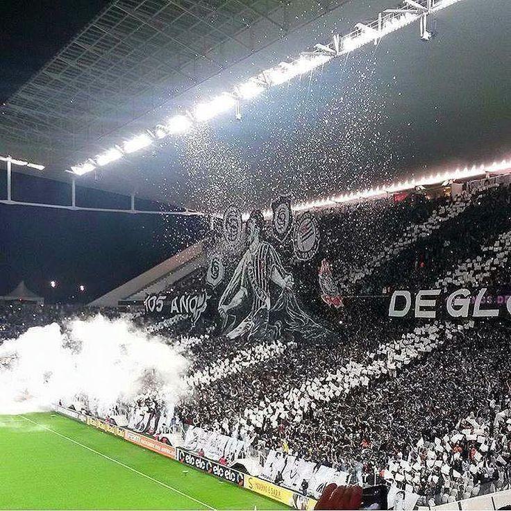 Sport Club Corinthians Paulista - 105 anos de Corinthians!