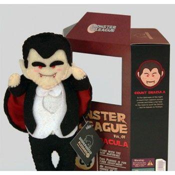 Plushie Dracula