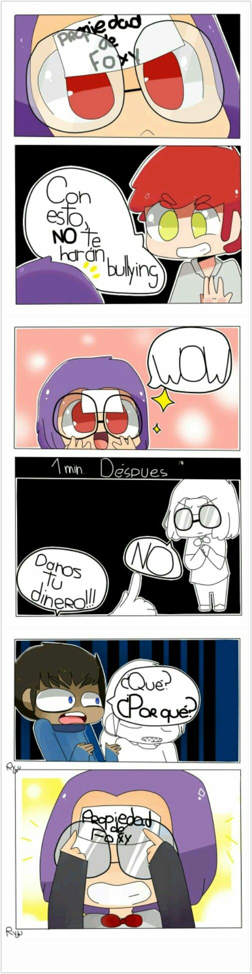 2do comic! Fnafhs! #Bonnie edit comix