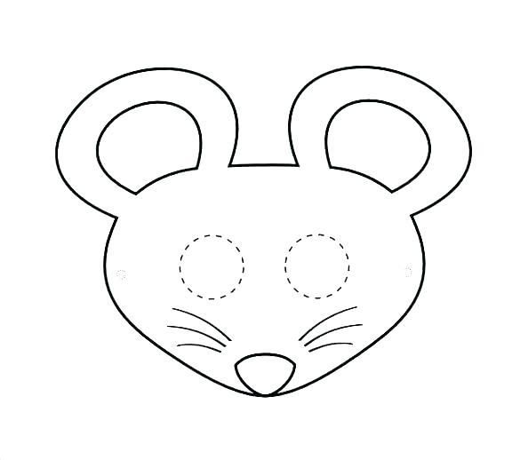 Coloring Pages Animal Masks Fresh Butterfly Mask Printable ...