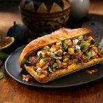 Le meilleur sandwich au Canada et les sandwichs des trois finalistes du concours de la boulangerie Ace