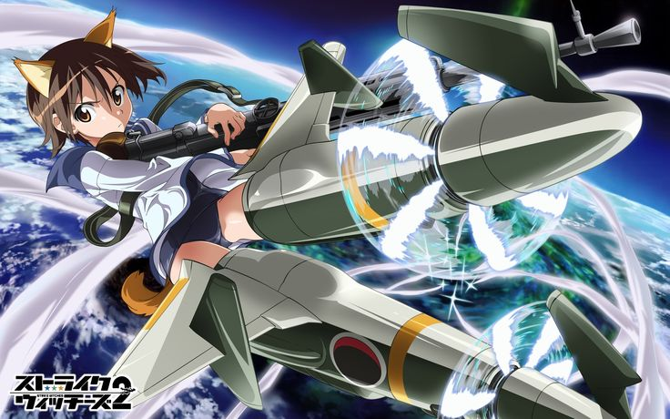 1920x1200 High Resolution Wallpaper strike witches