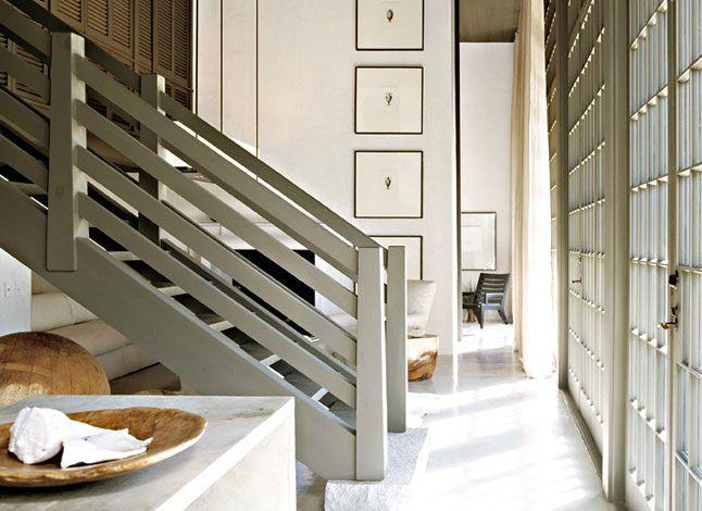 Escalera, barandillas and house on pinterest
