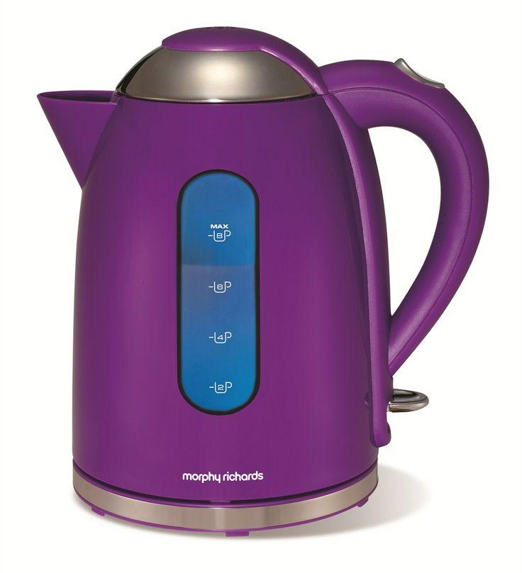 Electric Coffee Maker Jug : Purple Coffee Maker Accents Purple Jug Kettle Kitchen Appliances & Electric Kettles Purple ...