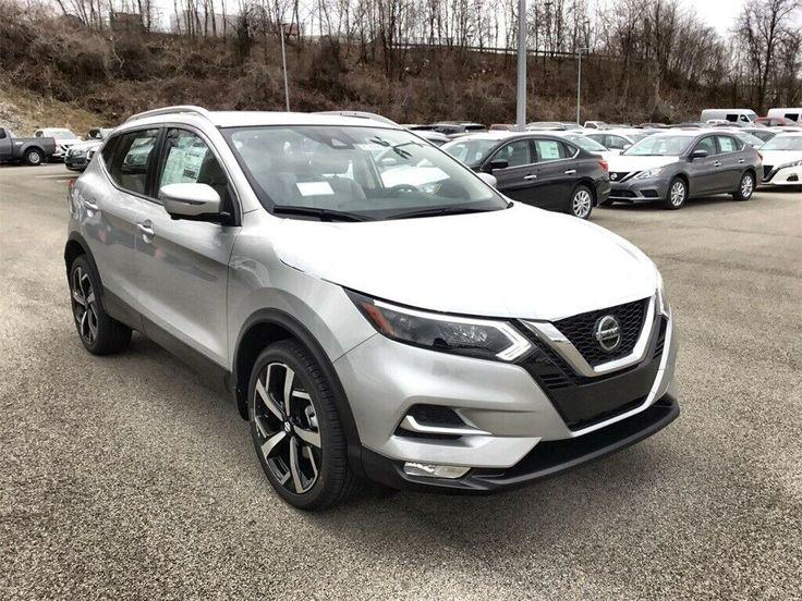 Used 2020 Nissan Rogue SL Brilliant Silver Metallic Nissan