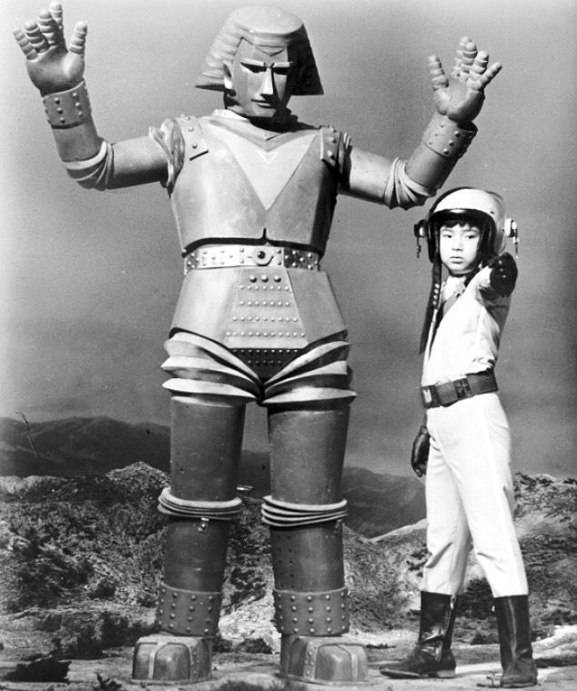 "Was not a fan. Ultraman was my hero back then as was ""Space Giants"" Goldar, Silvar and Gam."