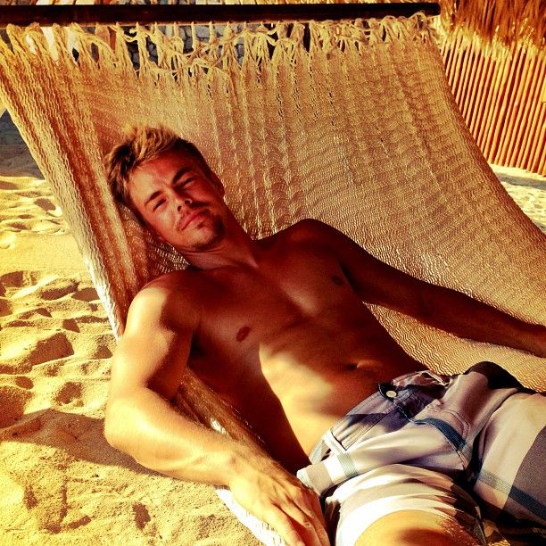 Derek Hough Gets Sexy With a Stranger in Public — But There's a Catch (VIDEO)