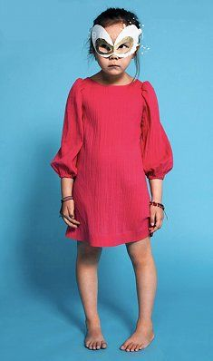 Talc kids clothes: Party Dresses, Kids Stuff, Red Dresses, Ker Clothing, Kids Fashion, Talc Kids, Lady In Red, Girls Clothing, Kids Clothing