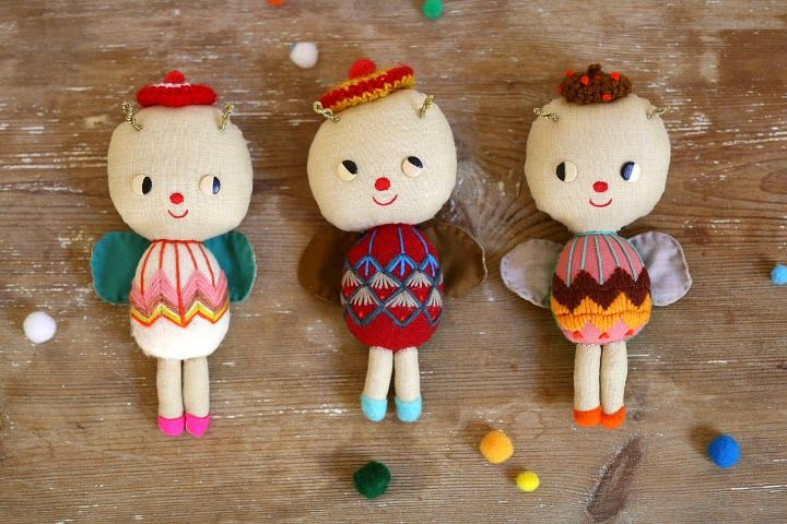 three little Bugs :: misako mimoko