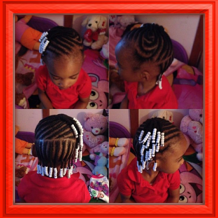 Groovy Toddler Braids Braids And Toddlers On Pinterest Hairstyles For Men Maxibearus