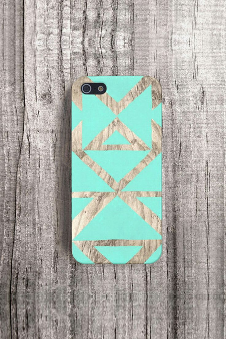 Aztec Cell Phone Case, available for iPhone 4/4S & Samsung Galaxy S3/S4 by CSERA