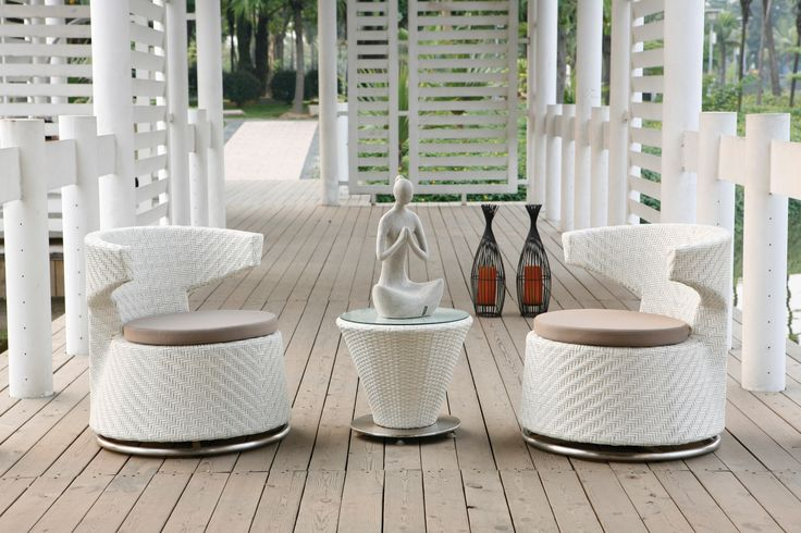 40 best Outdoor table and chair images on Pinterest