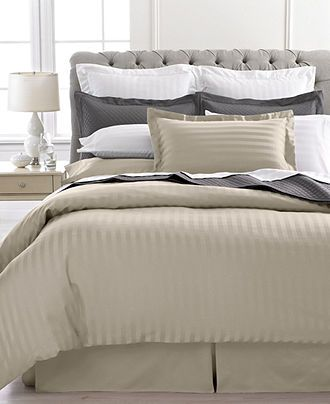 charter club damask stripe 500 thread count bedding collection bedding collections bed u0026 bath