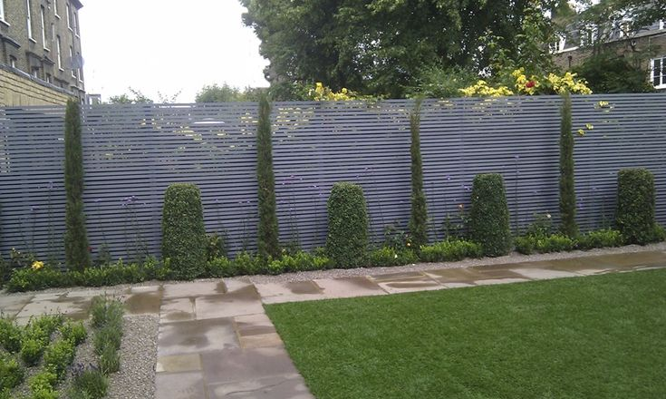 Privacy screens London Fencing London Garden Fencing