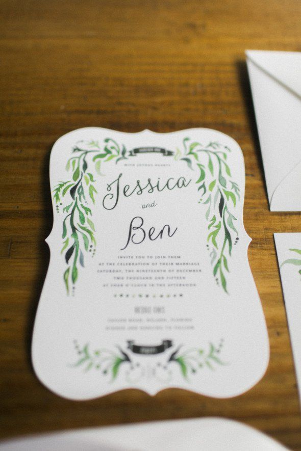 real simple unique wedding invitations%0A Rustic Wedding Invitation