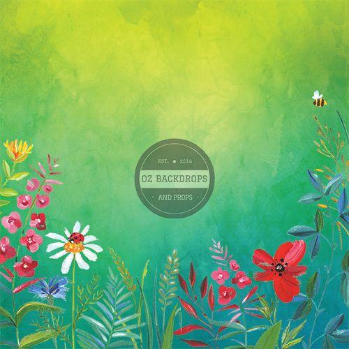 Shades of Spring - Oz Backdrops and Props