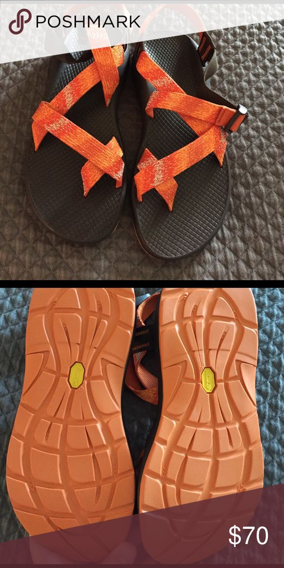 FLASH SALE ::BNWOT Chaco  Z2 Yampa Toe loop sandal Never been worn but threw away the box . Chaco Shoes Sandals