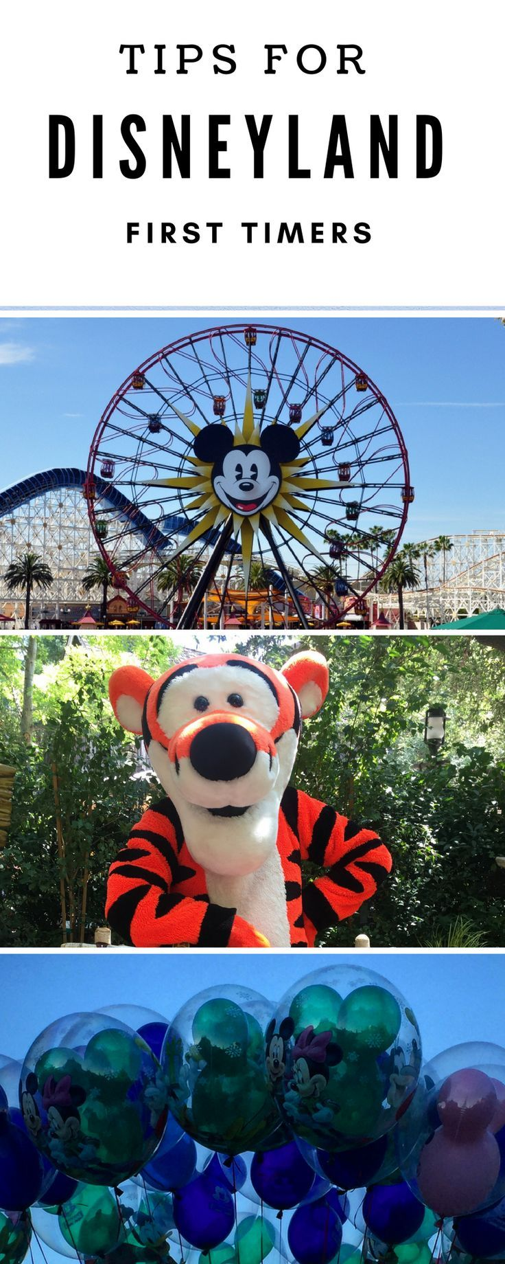 Tips for Disneyland first timers. Pre-trip planning for a trip with toddlers. #disneyland #california