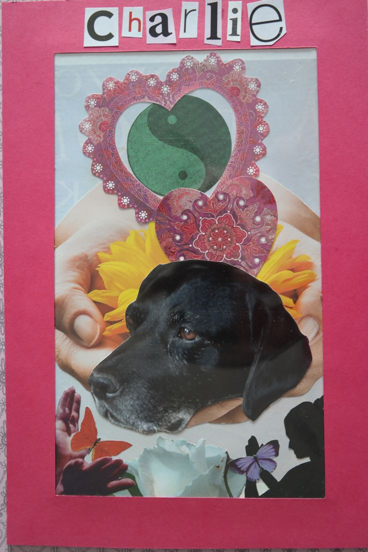 Collagecard with photo