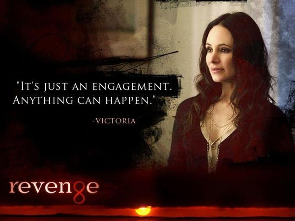17 Best images about Revenge TV Show Quotes on Pinterest ...