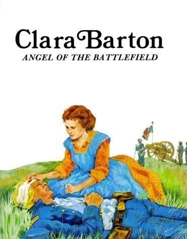 Clara Barton by Bains, 48 pgs.