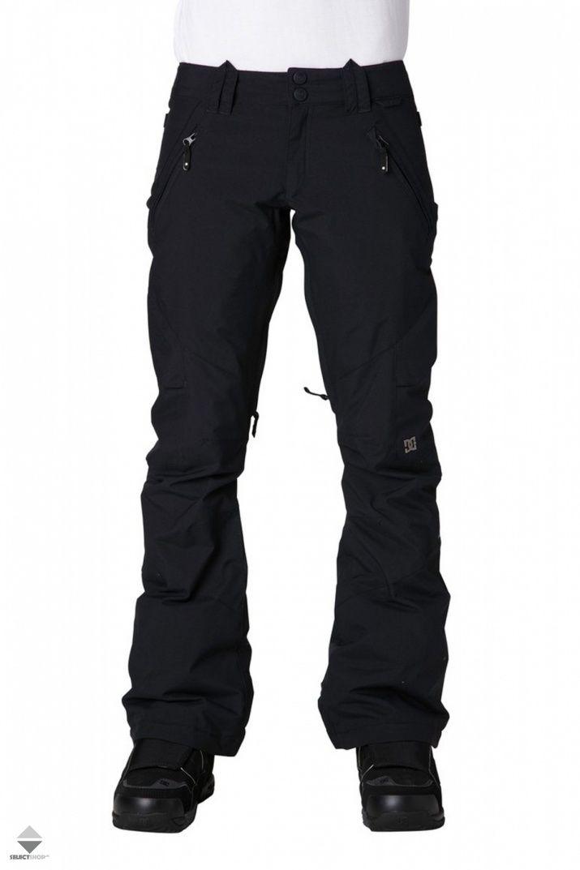 Spodnie Damskie Snowboardowe DC Shoes Lace Snow Pants