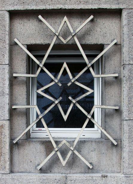 A window of art...