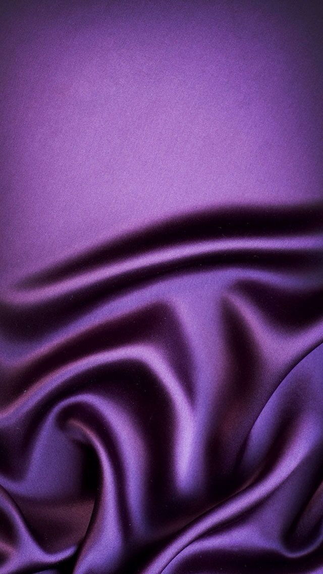 Purple Satin; iPhone Wallpaper.  Phone backgrounds  Pinterest