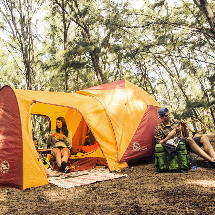Big Agnes The Mother of Comfort. Love the  garage  hate the actual & 70 best Tents images on Pinterest | Camping stuff Camping ideas ...