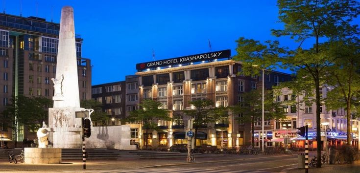 NH Collection Amsterdam Grand Hotel - http://www.absolut-amsterdam.com/nh-collection-amsterdam-grand-hotel/