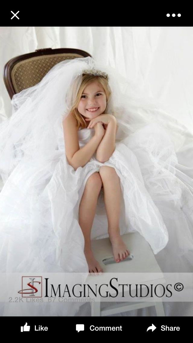 1000  ideas about Little Girl Wedding Dresses on Pinterest - Moms ...