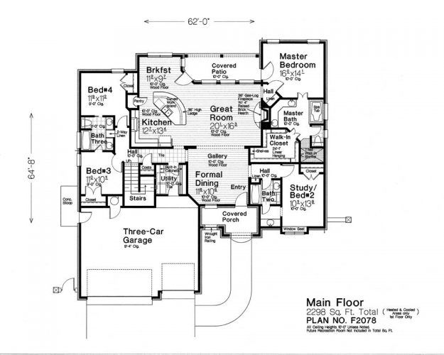 Fillmore House Plan Books House Plans