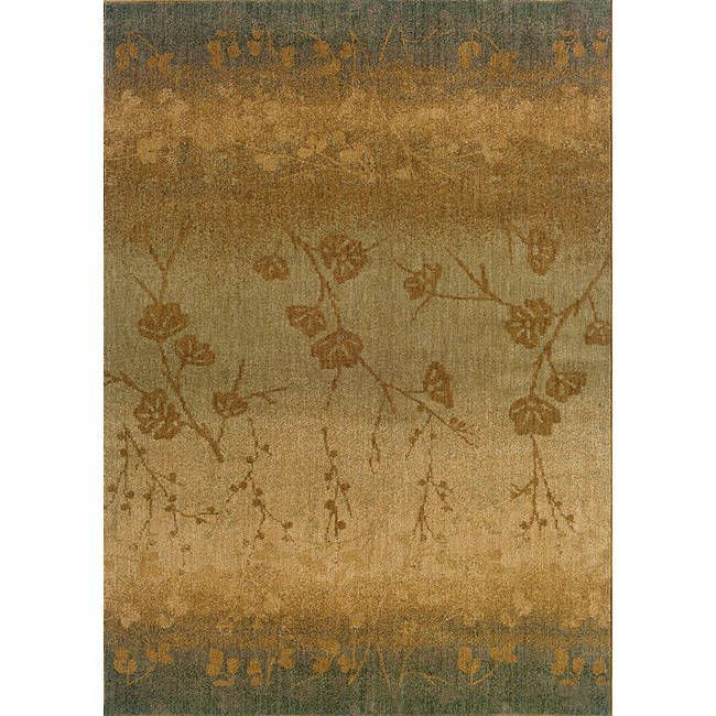 Style Haven Berkley Beige/ Transitional Area Rug