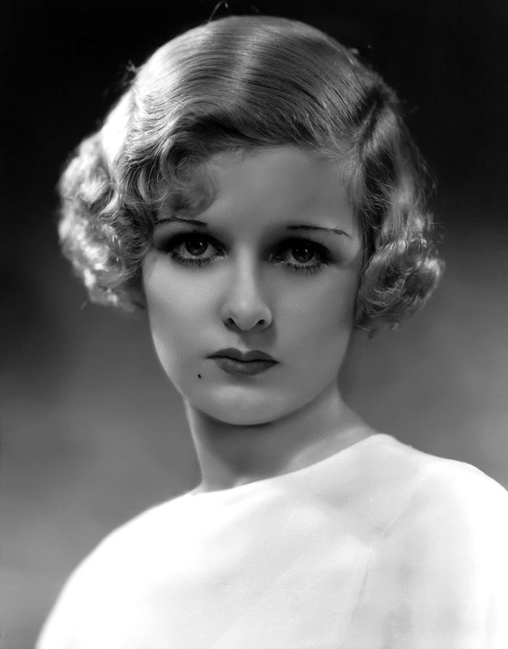 seriously, Joan Bennett - What About Bobbed?