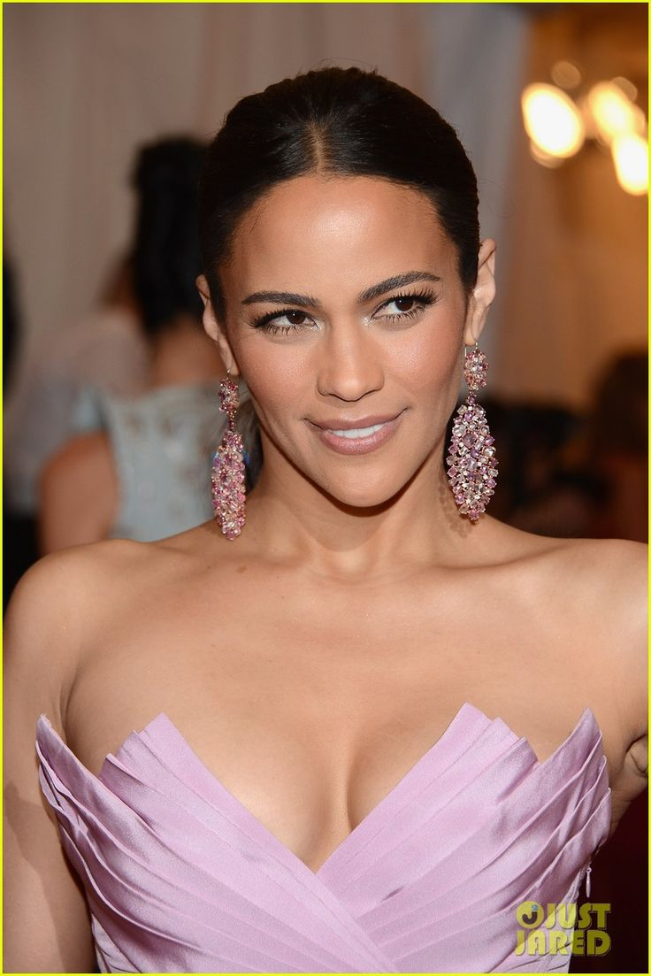 Paula Patton is flawless! Makeup by Sam Fine!