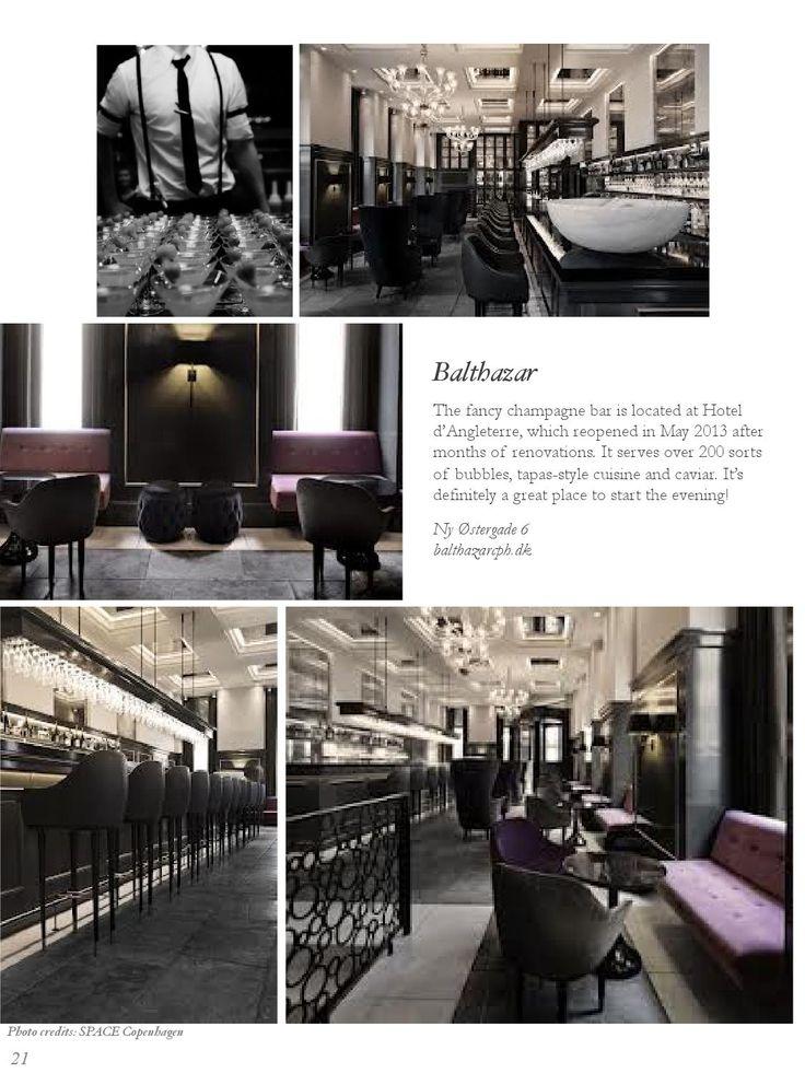 ISSUU - Copenhagen city guide by nordic design by Nordic Design