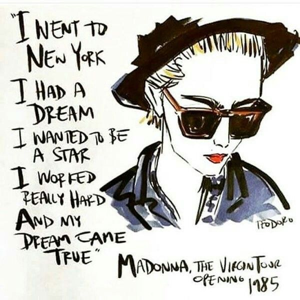 Best 25 madonna tattoo ideas on pinterest mother mary images its all about having a dream and working for it with preach fandeluxe Epub