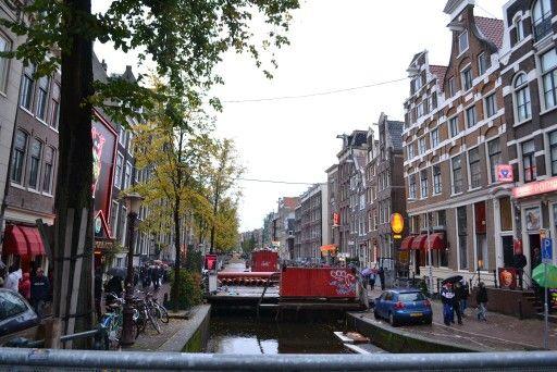 Barrio rojo - Amsterdam