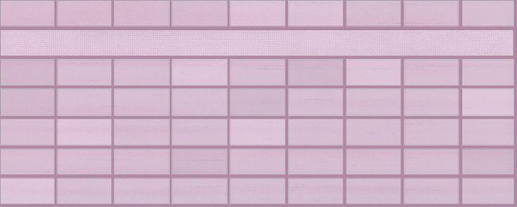 ŁAZIENKA SCIANA Z LUSTREM, WNWKA PRZYSZNICOWA OPOCZNO capri violet mosaic 20x50
